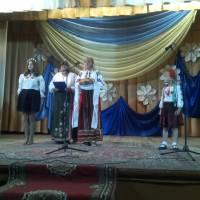 Творчий звіт вокального, театрального,хореографічного мистецтва, художнього слова та любительських об'єднань, які діють  при клубних закладах Брусилівської селищної ради