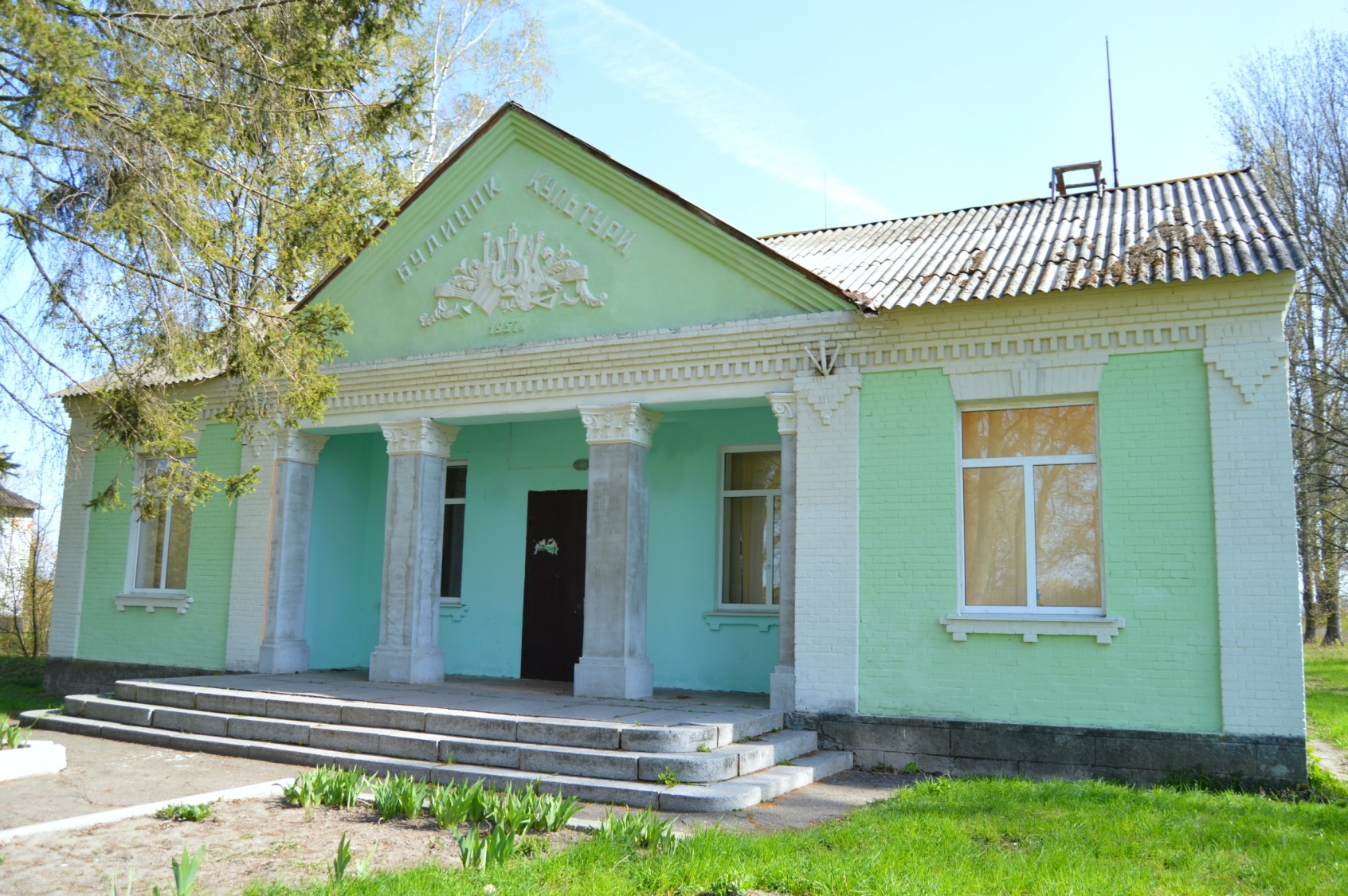 Будинок культури села Йосипівка
