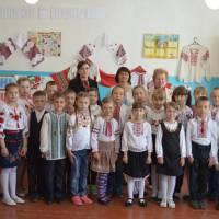 Ставищенська загальноосвітня школа,молодші класи
