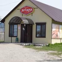 Центр села Костівці,магазин