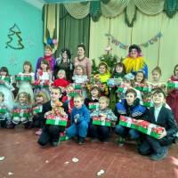 Свято Нового Року в Йосипівській школі