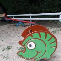 Дитячий майданчик у парку