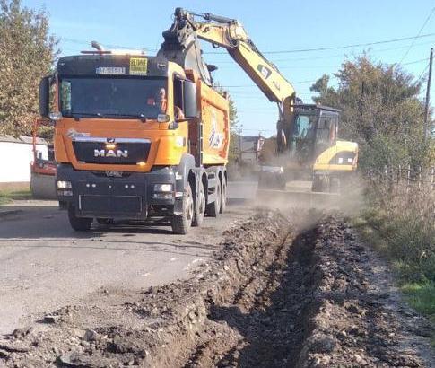 Продовжується капітальний ремонт автомобільної дороги Синевир – Колочава – Буштино