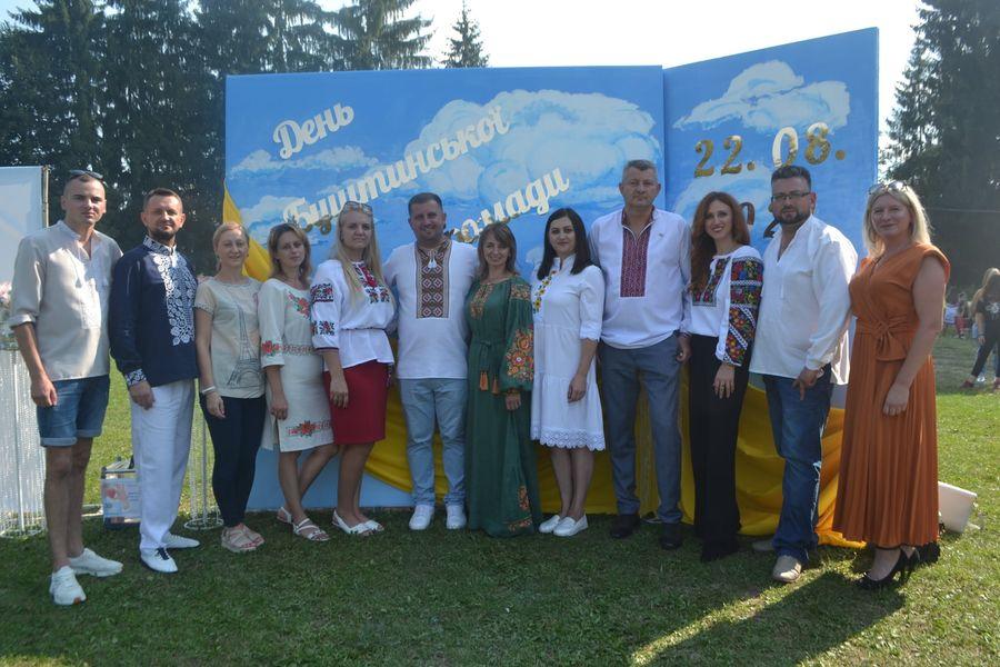 День Буштинської громади - свято в колі дружньої родини