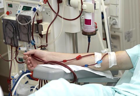 Програма медикаментозного забезпечення хворих, яким проводиться замісне діалізне лікування