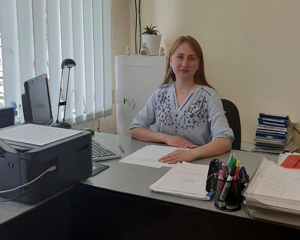 Гісем Мирослава Петрівна - староста села Теребля