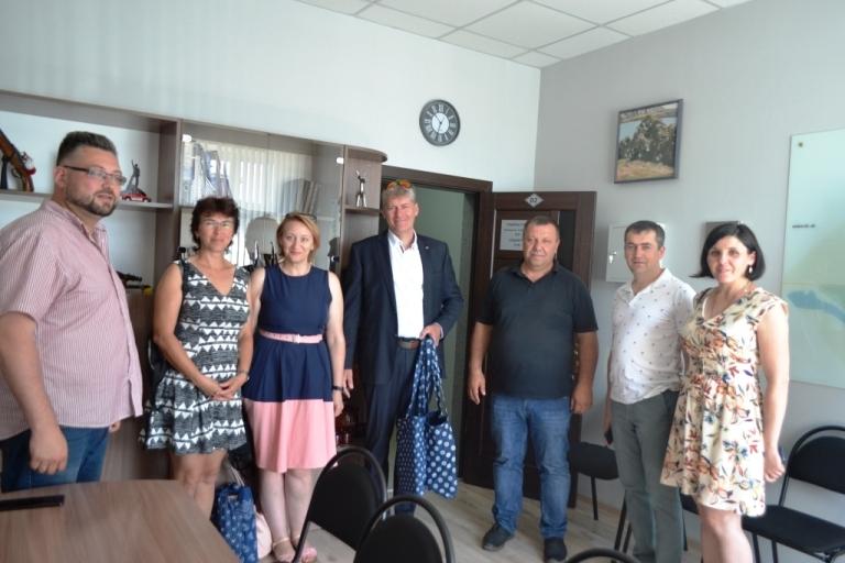 Чеська делегація навідалась у Буштинську громаду
