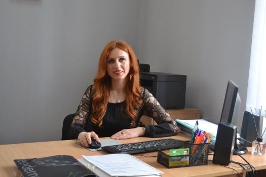 Токач Олеся Іванівна - секретар селищної ради