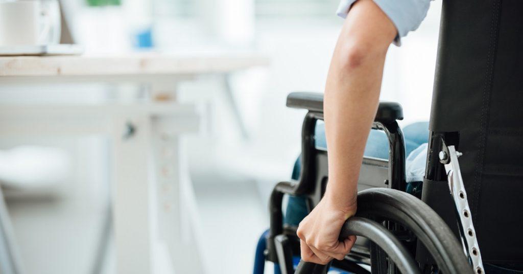 Програма фінансування на забезпечення надання соціальних гарантій інвалідам