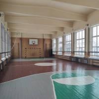 Спортзал школи с.Середнє Водяне