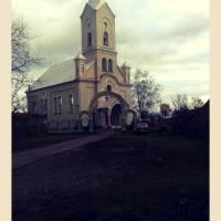 Нова церква Різдва Пр. Богородиці
