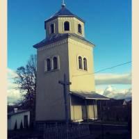 Дзвінниця Святовознесенської Православної церкви