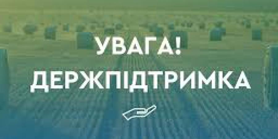 Урядова програма підтримки розвитку фермерських підприємств 2020 року