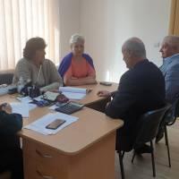 зустріч з працівниками Воловецької ДПІ