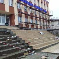 Релищна рада - ремонт сходів
