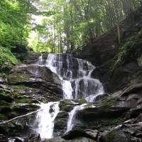 Водоспад Шипіт під г. Великий Верх (Боржава, Міжгірщина) 2