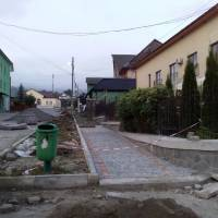 Ремонт правого тротуару вулю Привокзальна - 1