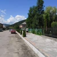 Тротуар по вул. Карпатська (лікарня)1