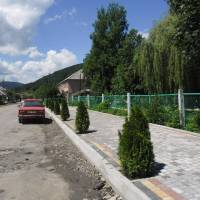 Тротуар по вул. Карпатська (лікарня)02