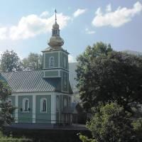 Церква Святого Вознесіння громади московського патріархату, Воловець