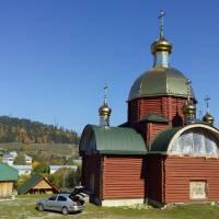 Церква Карпаторуських Святих громади московського патріархату, Воловець