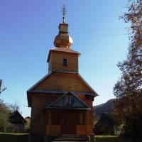Церква Воздвиження Хреста Господнього греко-католицької громади, Яблуново