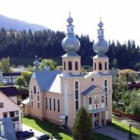 Церква Вознесіння Господнього греко-католицької громади, Воловець