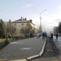 Узбіччя вул. Карпатська (школа)