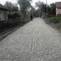 вул. Шевченка - ремонт1