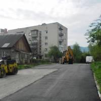 вул. Борканюка - ремонт2