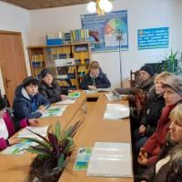 Засідання клубу для безробітних жінок 2