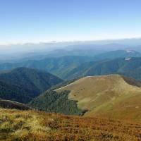 Боржава_За горами гори