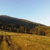 Боржава восени 2
