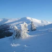 Боржава взимку_г Великий Верх