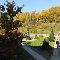 Воловець восени 1