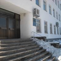 Фасад адмінбудівлі до ремонту2