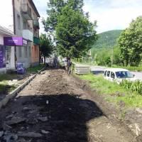 Ремонт тротуарів вул. Карпатська - 2