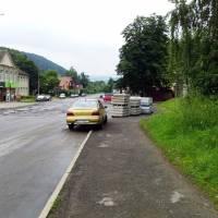 Підготовка до ремонту тротуару (вул. Карпатська, 40) - 1