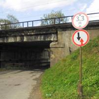 Біля залізничного мосту 1