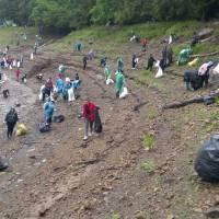 Екологічна акція на Вільшанському водосховищі