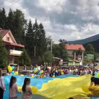 День Державного Прапора та 30-річчя Незалежності України 2021 р.