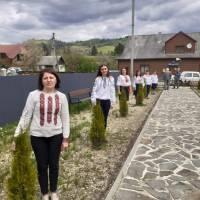 Колектив Чорнотисянської сільської ради