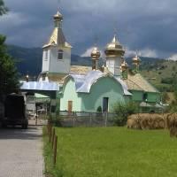 Храм с.Чорна Тиса