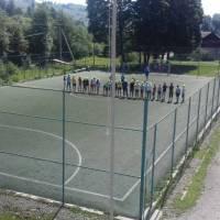 Футбольне поле с.Чорна Тиса