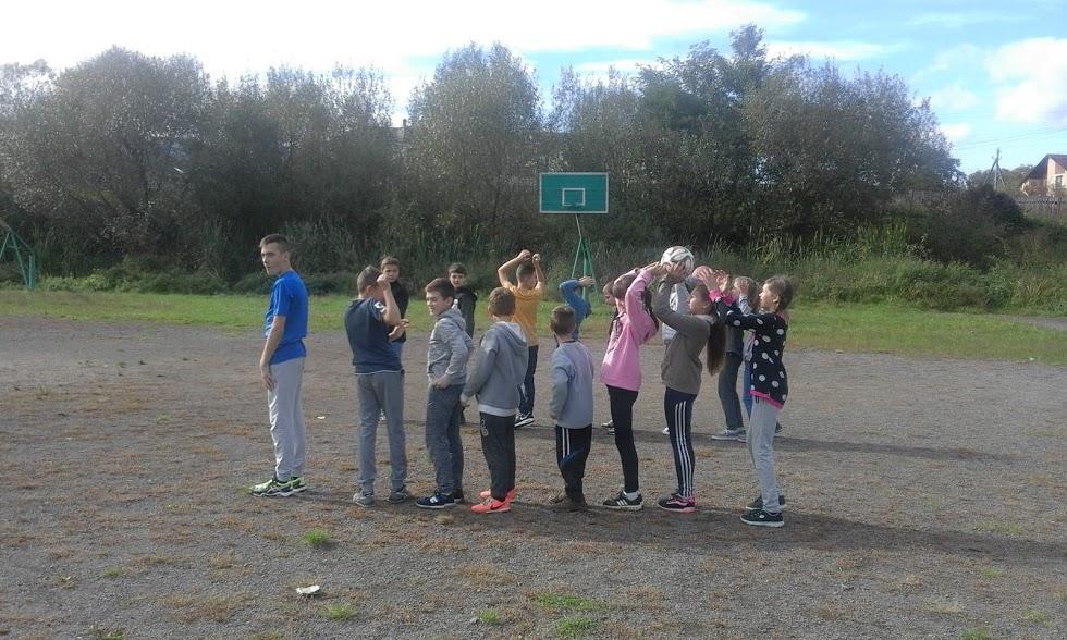 Олімпійський тиждень для свалявських школярів