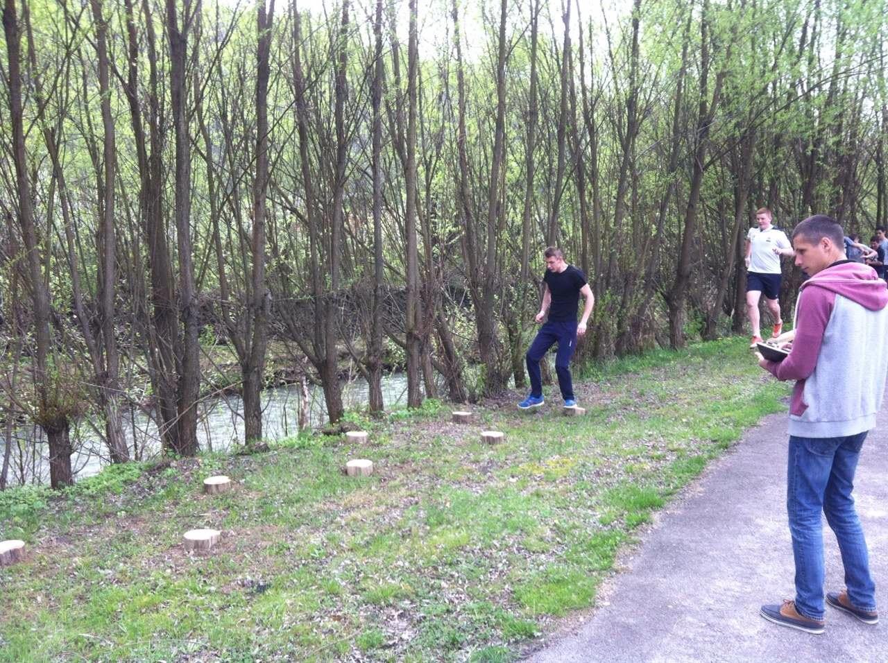 В Полянській ОТГ відбулася спартакіада допризовної молоді