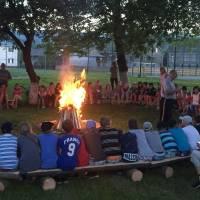 Літній табір для дітей на базі ДЮСШ Полянської ОТГ 2017