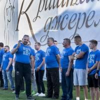 Василь Вірастюк і його команда