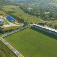 Стадіон в с Поляна