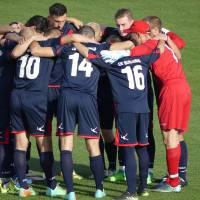 Гра за Суперкубок Закарпаття - 2018
